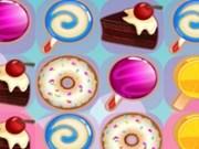 Match 3 cu Dulciuri si acadele