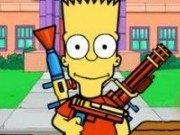 Bart Simpson impuscaturi