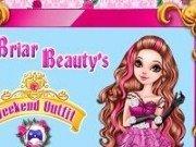 Briar Beauty petrecere de Weekend
