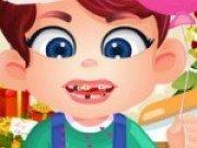 Mihai la dentist