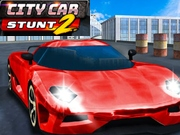 City Car Stunt Simulare 2