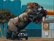 Urangutanul infometat Ape King Kong