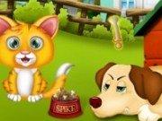 Slacking cu animale