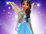Prințesele Disney in Țara magica a Zânelor