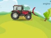 Cursa Tractor cu cupa