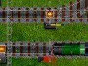 Controleaza traficul trenurilor