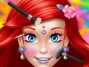Ariel perfect make up