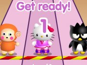 Hello Kitty cursa cu Rolele