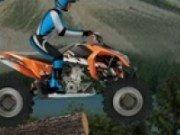 Cursa cu ATV off-road