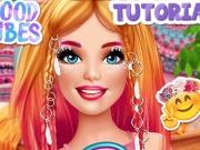 Barbie Ellie vlogger Tutoriale de înfrumusețare