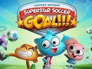 Fotbal cu personaje Cartoon Network