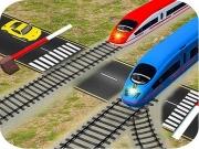 Simulator de Trenuri Trecere la Calea ferata
