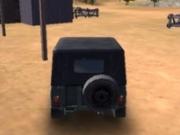 Cursa 3D cu camioanei rusesti UAZ Offroad