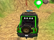 Simulator de condus Jeep Offroad