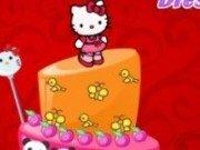 Hello Kitty tort aniversar