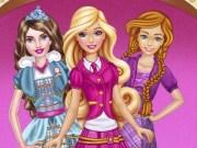 Barbie si cele mai bune prietene la Scoala