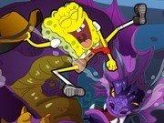 Spongebob Rider pe Calutul de mare