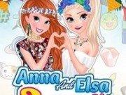 Festivalurile de vară cu Anna și Elsa