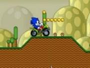 Sonic ATV aventura in Lumea lui Mario