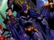 Puzzle imagini cu Batman
