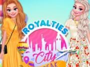 Royalties City Break