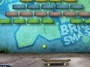 Arkanoid Skateboard