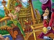 Peter Pan Plansa de colorat