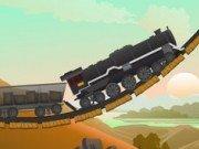 Condu trenul marfar