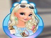 Elsa si Anna Zi de Shopping