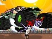 Monster Truck editie Zombie