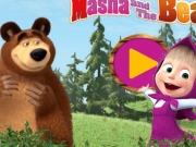 Petrece O zi cu Masha si Ursul