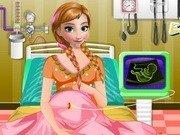 Anna din Frozen naste de urgenta
