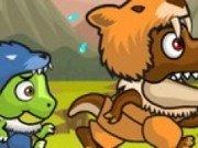 Aventura cu Dino pe insula Ice Age 3