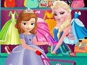 Elsa vinde rochii de printese
