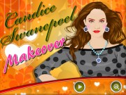 Candice Swanepoel machiaj