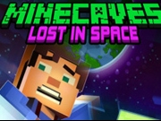 Steve pierdut in spatiu