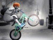 Trucuri cu BMX pe zapada
