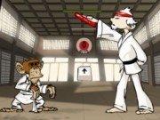 Instructorul de Karate