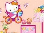 Decoreaza cu Hello Kitty