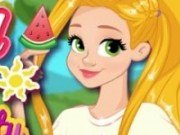 Rapunzel party de vară