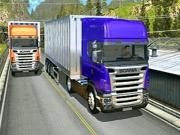 Simulator camioane Uphill Cargo Trailer