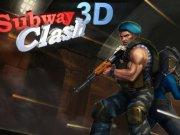 Impuscaturi in metrou Subway Clash 3D