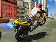 Simulator Cascadorii cu Motocicleta