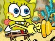 spongebob in aventura burger