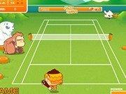 Tenis cu animale