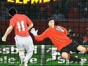 Fotbal Elfmeter