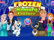 Joc de memorie Frozen