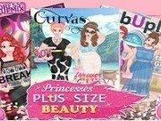 Ariel si Belle moda pentru fete grase