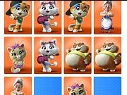 44 Pisici Joc de memorie