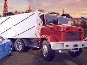 Condu si Parcheaza camionul
